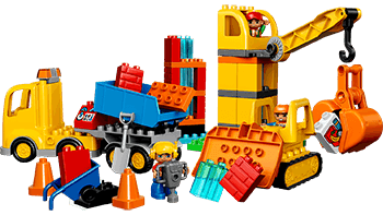 Lego Construction set blog2