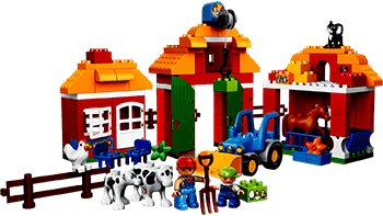 Lego Construction set blog4