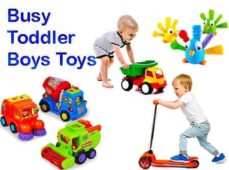 Toddler Boys Toys