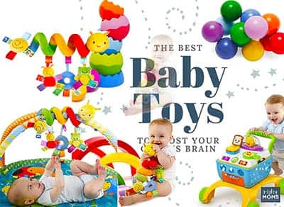 Baby Toys Home page image