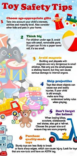 Safety Tips Home page Image