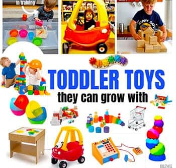 Toddler Toys Home page Image
