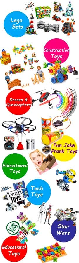 Toy Special Categories