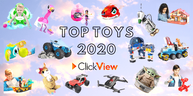 Top toys of 2020 Home Page Image